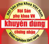 Hội phụ sản Việt Nam khuyên dùng