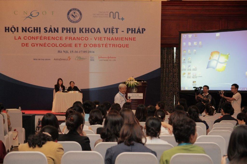Bảo xuân được Hội nghị Sản phụ khoa Việt - Pháp - Châu Á được giới chuyên môn đánh giá cao