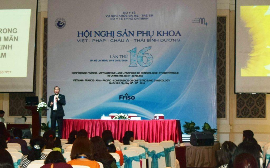 Ths.Bs Lê Quang Thanh, Giám đốc Bệnh viện Từ Dũ