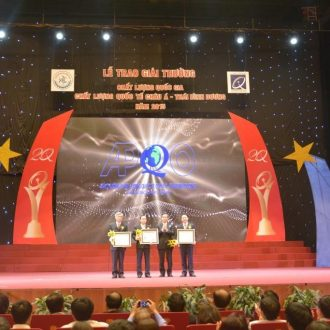 Nam Dược được vinh danh Chất lượng Quốc gia -  Chất lượng Quốc tế Châu Á