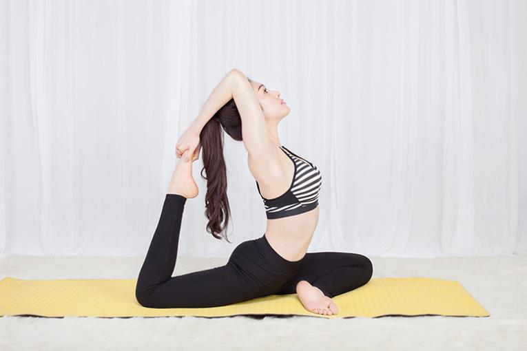 Tập thể dục giúp giảm cân và giảm căng thẳng qua đó làm ngăn ngừa u xơ phát triển