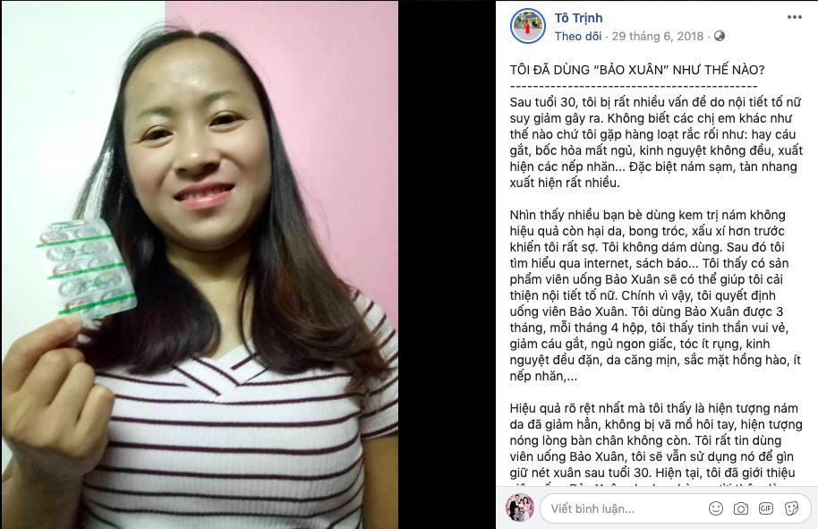 Cảm nhân khách hàng - Chị Tô Trịnh