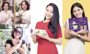 Bảo Thanh cùng các diễn viên chia sẻ về viên uống bảo xuân