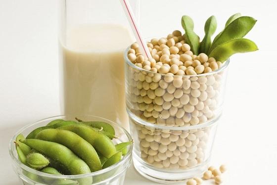 Bổ sung nội tiết tố nữ bằng các sản phẩm từ đậu nành