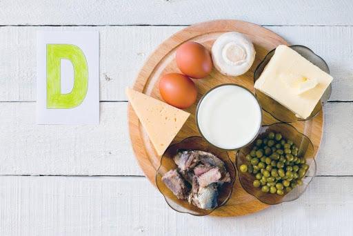 Vitamin D được bổ sung hiệu quả khi chị em dùng Bảo Xuân.