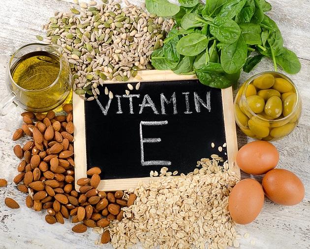 Vitamin E thiên nhiên loại nào tốt nhất hiện nay