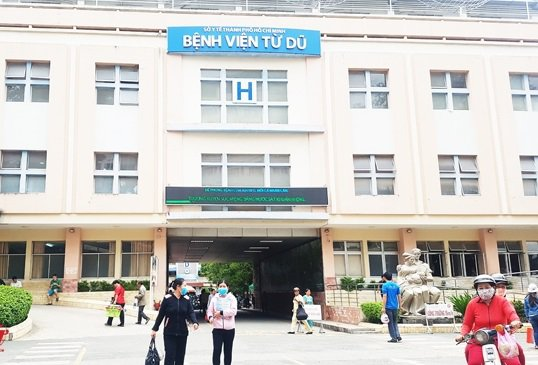 Bệnh viện phụ sản Từ Dũ chuyên khám và chữa về nội tiết