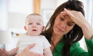 Khô hạn sau sinh kéo dài ảnh hưởng nghiêm trọng đến hạnh phúc gia đình