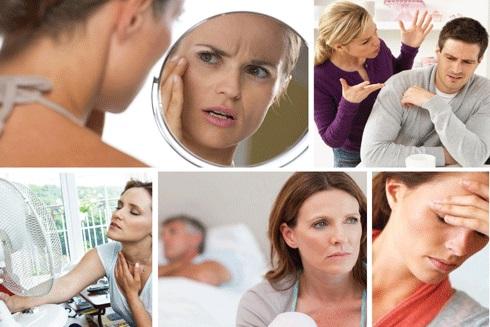 Mãn kinh sớm ảnh hưởng nhiều đến sức khỏe như xương khớp, bệnh tim mạch, đột quỵ
