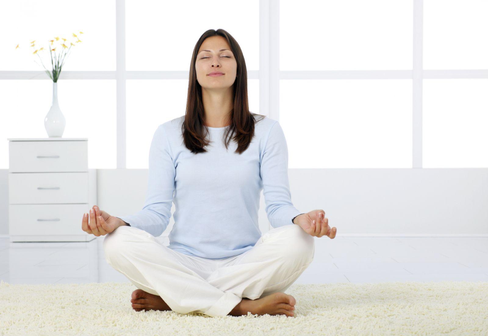 Ngồi Thiền giúp cân bằng nội tiết tố nữ hiệu quả