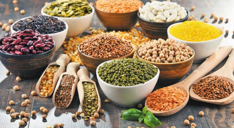 Bổ sung ngũ cốc giúp cân bằng prolactin