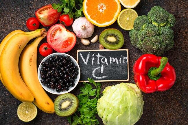 Vitamin C có nhiều chất oxy hóa rất tốt cho phụ nữ bị thiếu progesterone