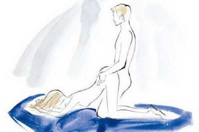Tư thế doggy mang đến cảm súc thăng hoa cho cả vợ chồng