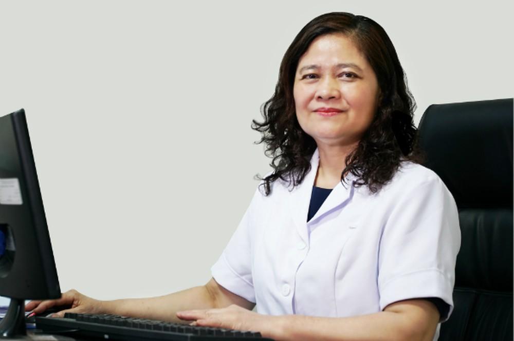 PGS. TS Nguyễn Thị Lâm - Nguyên Phó Viện trưởng Viện dinh dưỡng quốc gia