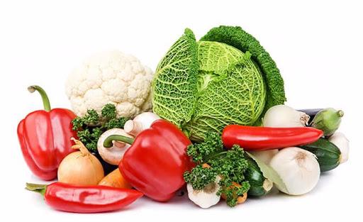 Kéo dài tuổi thanh xuân bằng bổ sung nhiều rau, củ, quả để bảo vệ sức khỏe