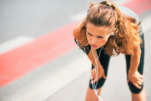 Tập thể dục với cường độ cao cũng là nguyên nhân gây ra cơn đánh trống ngực