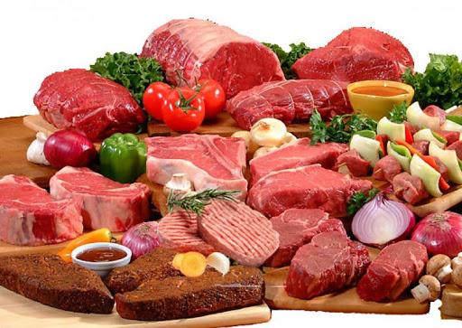 Uống mầm đậu nành kết hợp với ăn thịt đỏ giúp tăng cân nhanh chóng