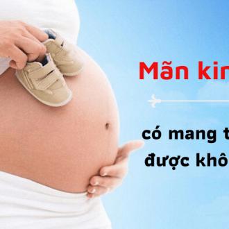 Phụ nữ tiền mãn kinh có thể mang thai được không