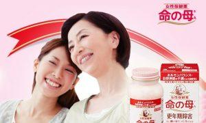 Thuốc tiền mãn kinh kobayashi của Nhất có thành phần từ tự nhiên