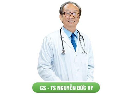 TS. Nguyễn Đức Vy - Nguyên chủ tịch Hội Phụ Sản Việt Nam