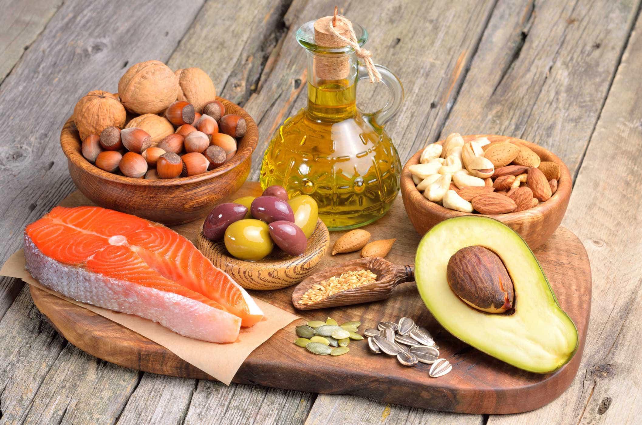 Bổ sung chất béo lành mạnh giúp bạn dễ dang mang thai