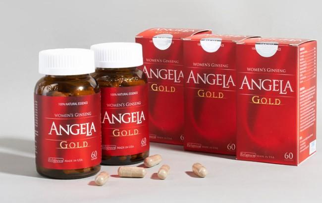 Sâm Angela là sản phẩm của Mỹ giúp cải thiện sinh lý hiệu quả