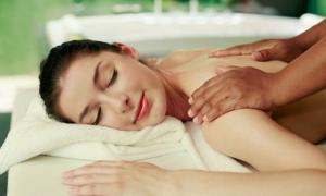 Massage giúp đánh bay mệt mỏi của hiện tượng đau bụng đau lưng nhưng không có kinh