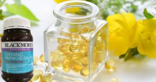 Tinh dầu hoa anh thảo một sản phẩm của mỹ rất tốt cho phụ nữ bị rối loạn kinh nguyệt