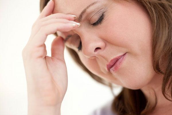 Lo âu, trầm cảm có thể là dấu hiệu tiền mãn kinh