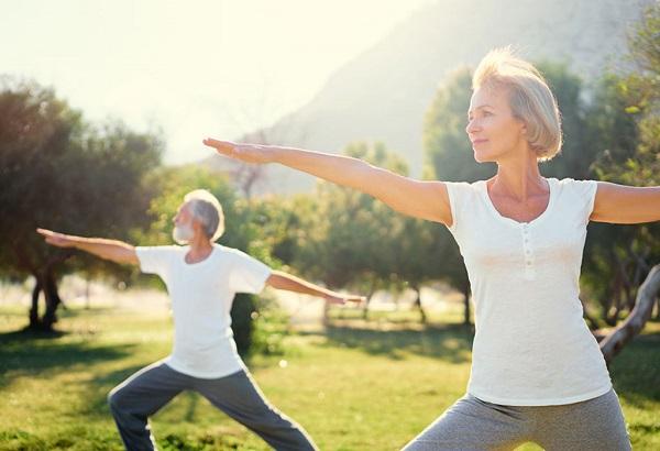 Tập luyện giúp làm giảm các triệu chứng của tiền mãn kinh
